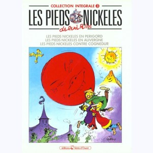 Intégrales Les Pieds Nickelés : Tome 3 (106,107,108)