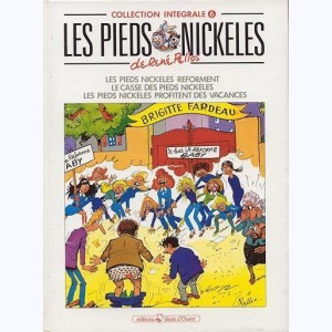 Intégrales Les Pieds Nickelés : Tome 6 (97,98,99)