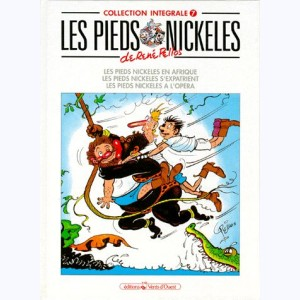 Intégrales Les Pieds Nickelés : Tome 7 (94,95,96)
