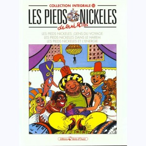Intégrales Les Pieds Nickelés : Tome 10 (85,86,87)