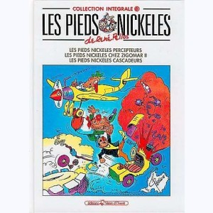 Intégrales Les Pieds Nickelés : Tome 13 (75,76,77)