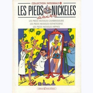 Intégrales Les Pieds Nickelés : Tome 15 (69,70,71)