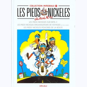 Intégrales Les Pieds Nickelés : Tome 21 (45,50,51)