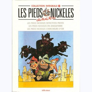 Intégrales Les Pieds Nickelés : Tome 23 (19,27,32)