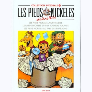 Intégrales Les Pieds Nickelés : Tome 24 (47,48,49)