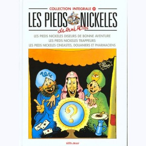 Intégrales Les Pieds Nickelés : Tome 25 (41,44,46)