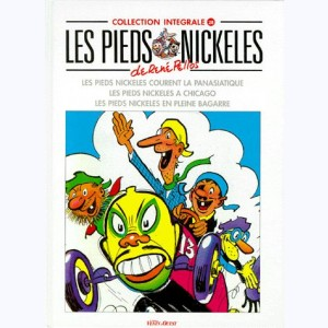 Intégrales Les Pieds Nickelés : Tome 28 (30,31,33)