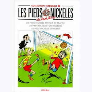 Intégrales Les Pieds Nickelés : Tome 29 (26,28,29)
