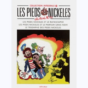 Intégrales Les Pieds Nickelés : Tome 30 (20,24,25)
