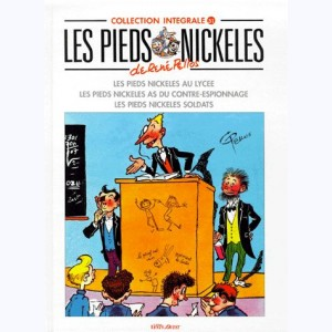 Intégrales Les Pieds Nickelés : Tome 31 (16,17,18)