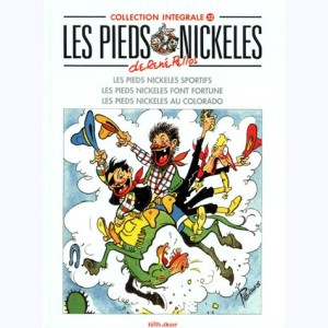 Intégrales Les Pieds Nickelés : Tome 32 (12,13,15)