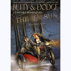 Betty & Dodge : Tome 1 (1 & 2), Coffret L'affaire Manahattan