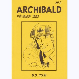 Archibald - Les carnets d'Archibald : Tome 2, Weinberg