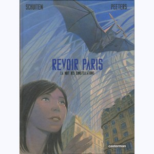 Revoir Paris : Tome 2, La nuit des constellations