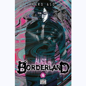 Alice in Borderland : Tome 16