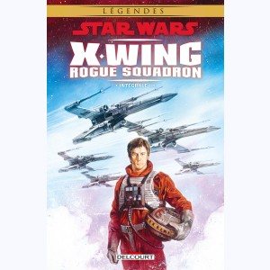Star Wars - X-Wing Rogue Squadron : Tome 1 (1 à 3), Intégrale