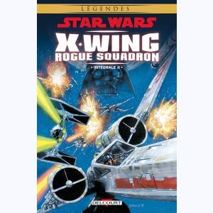 Star Wars - X-Wing Rogue Squadron : Tome 2 (4 à 6), Intégrale
