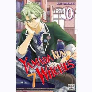 Yamada kun & The 7 witches : Tome 10