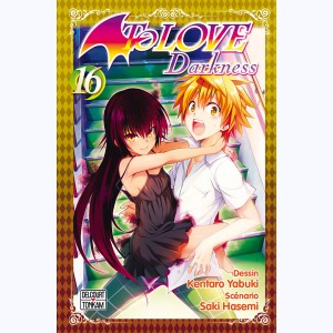 To Love Darkness : Tome 16