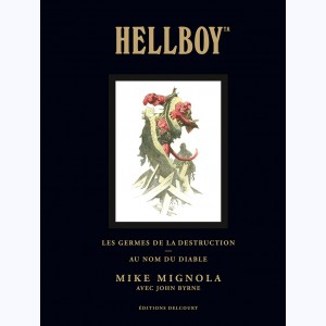 Hellboy : Tome 1, Deluxe