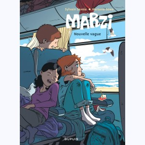 Marzi : Tome 7, Nouvelle vague