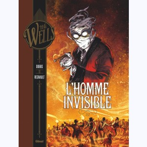 L'Homme invisible : Tome 2