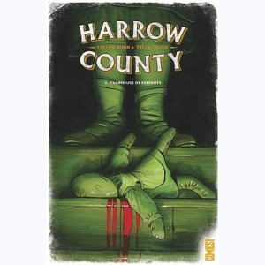 Harrow County : Tome 3, Charmeuse de serpents