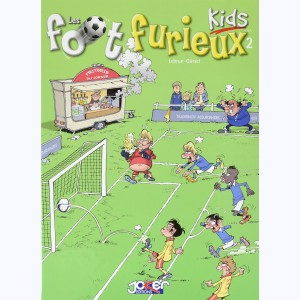 Foot Furieux Kids : Tome 2
