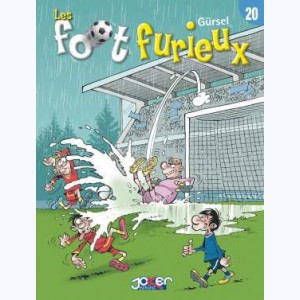 Foot Furieux : Tome 20