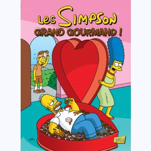 Les Simpson : Tome 32, Grand gourmand