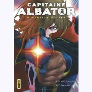 Capitaine Albator - Dimension Voyage : Tome 3