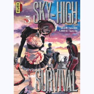 Sky-high survival : Tome 5