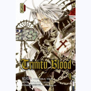 Trinity Blood : Tome 1