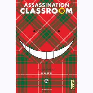 Assassination classroom : Tome 16