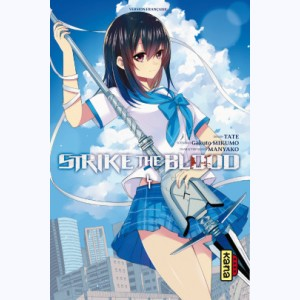 Strike the Blood : Tome 4