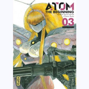 Atom The Beginning : Tome 3