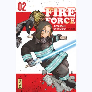 Fire Force : Tome 2