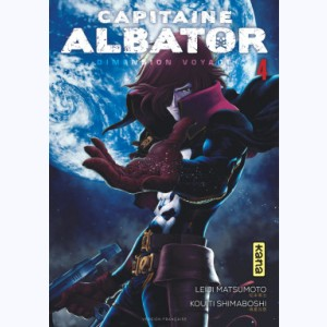 Capitaine Albator - Dimension Voyage : Tome 4