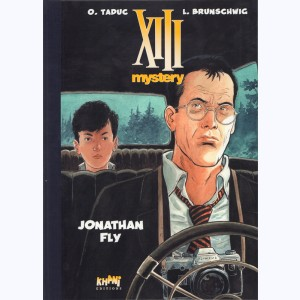 XIII Mystery : Tome 11, Jonathan Fly :