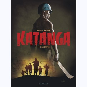 Katanga : Tome 1, Diamants