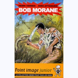 Bob Morane : Tome 1, Point image Junior