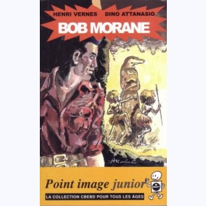 Bob Morane : Tome 2, Point image Junior