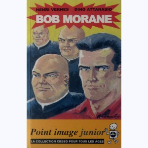 Bob Morane : Tome 3, Point image Junior