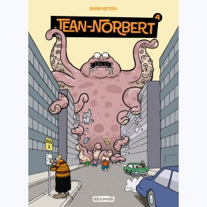 Jean-Norbert : Tome 4