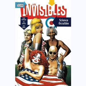 Les Invisibles (Jimenez) : Tome 1, Science Occultée