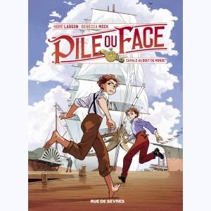 Pile ou Face de Hope Larson et Rebecca Mock chez Rue de Sèvres.