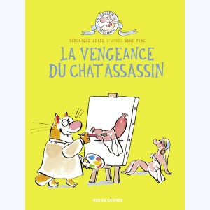 Le chat assassin : Tome 3, La vengeance du chat assassin