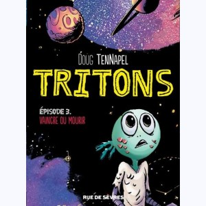 Tritons : Tome 3, Vaincre ou Mourir
