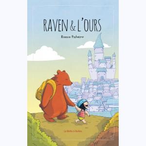 Raven et l'ours de Bianca Pinheiro chez La boite à Bulle.