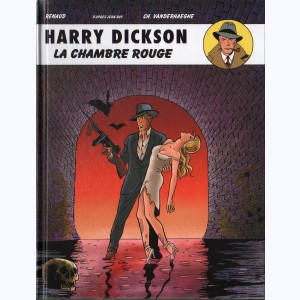 Harry Dickson : Tome 12, La chambre rouge